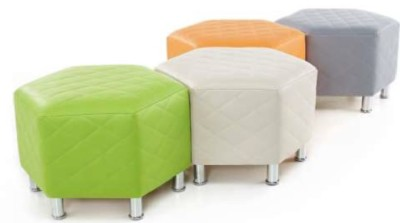 Hexa Quilted Stools 3