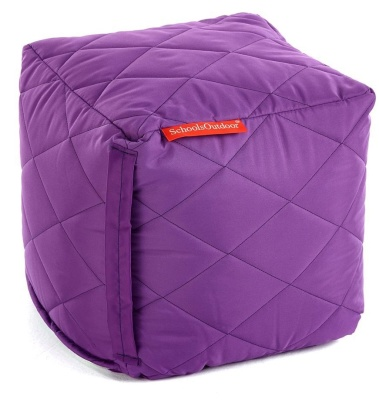 Buster Cube Set In Purple