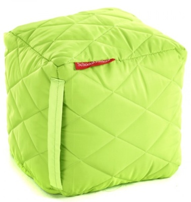 Buster Cube In Lime Green