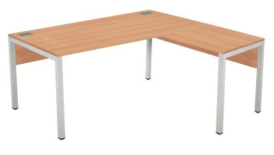 Abacus Bench Return Desks