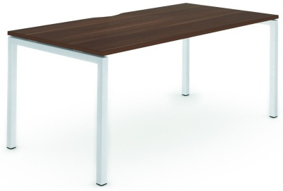 Nova Single Bench Desk U Frame