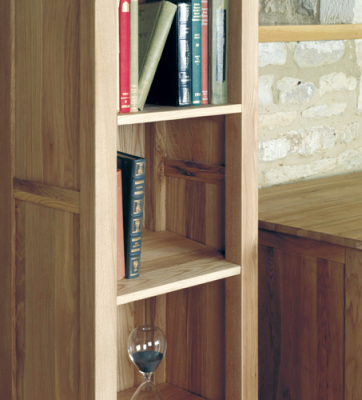 Warwick Narrow Bookcase 3