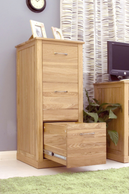 Warwick Three Drawer Filing Cabinet 2