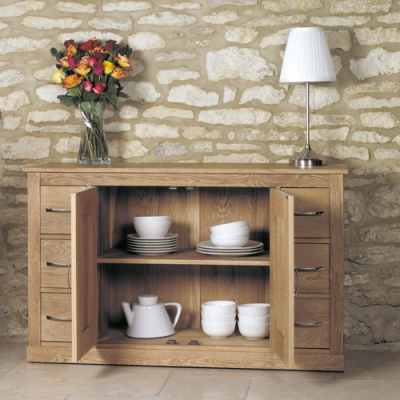 Warwick Six Drawer Sideboard 3