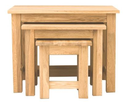 Warwick Nest Of Thre Coffee Tables 1