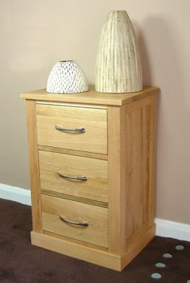 Warwick Three Drawer Lamp Table 2
