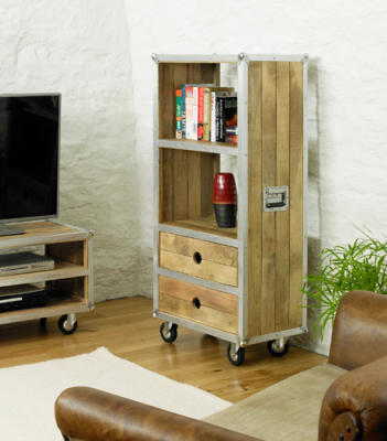 Rodie Low Bookcase 3