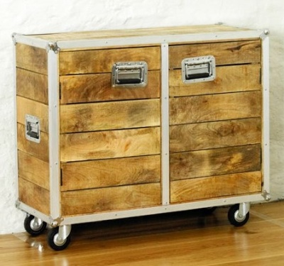 Roadie Reclaimed Sideboard 1