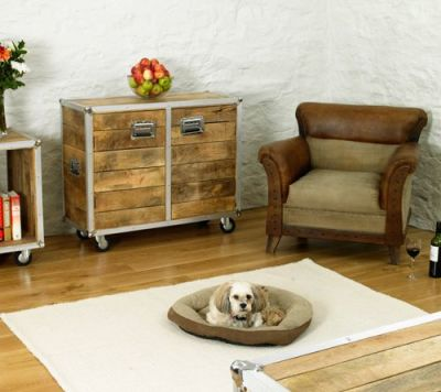 Roadie Reclaimed Sideboard 4