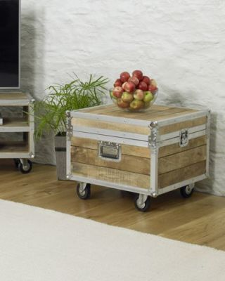 Roadie Coffee Trunk Table 5