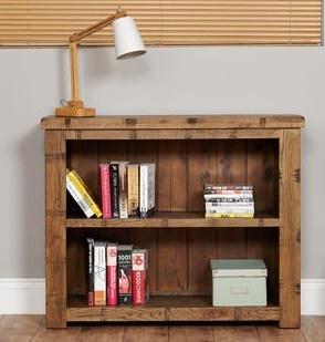 Hatfield Low Bookcase 2