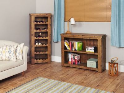 Hatfield Low Bookcase 3