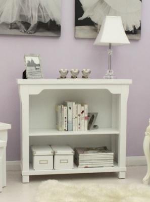 Hampton Low Bookcase