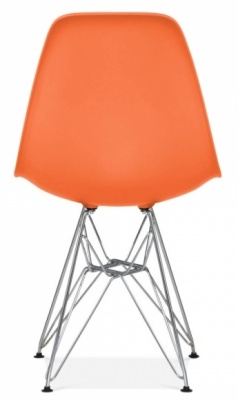 Eames Inspired DSW Chair Prange Seat Rear Shot