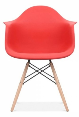 Eames Inspired DAW Chair Front Shot