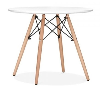 Eames Inspired Junior Height Dsw Table 1