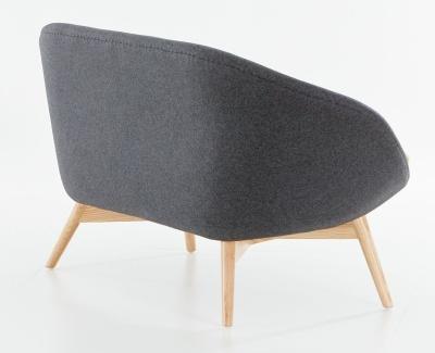 Marianna Designer Sofa Rear Angle Shot