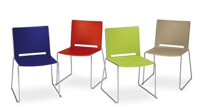 Fantasy Poly Chair Group