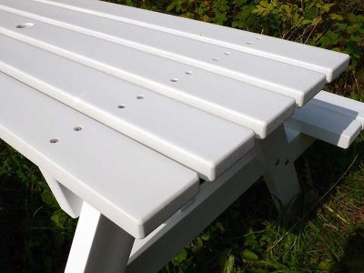 Westpoint Coloured Picnic Table 3