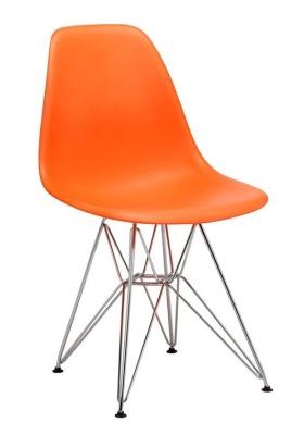 Eames DSR Chair V2 Orange