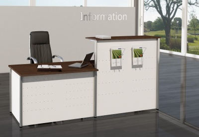 Genua Plus Reception Desk V6
