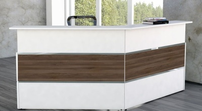 Atlanta Reception Desk Comination 1