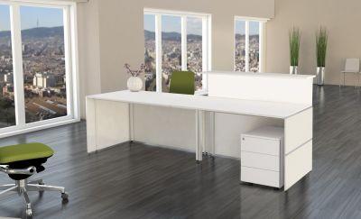 Atlangta Reception Desk 2 Rear Shot