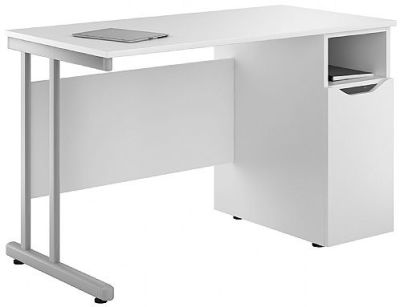 UCLIC Kaleidoscope Desk With A White Door