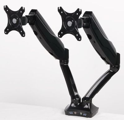 Nifty Monitor Double Arm