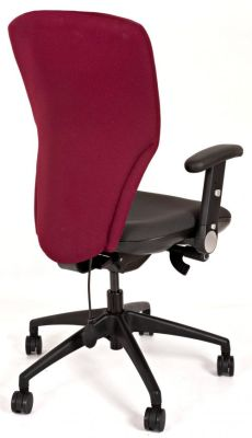 Medley Task Chair Back View