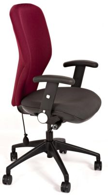 Medley Task Chairs Side View