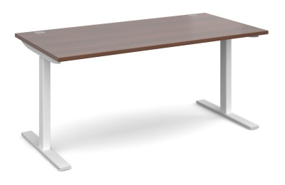 Eleva8te Desk With A Walnut Top