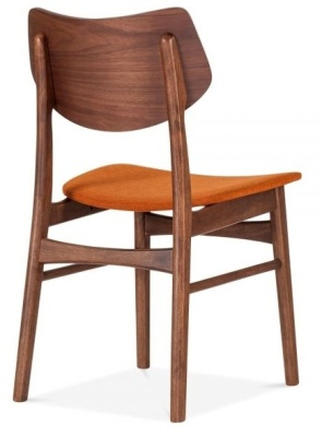 Detroit V2 Dining Chair Rear Angle