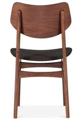 Detroit V2 Dining Chair Rear View