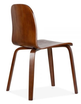 Heklsinki Dining Chairs Rear Angle Shot