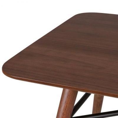 Omega Walnut Coffee Table Detail Shot