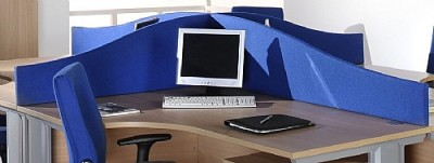 GM Next Day Wave Desk Top Screens