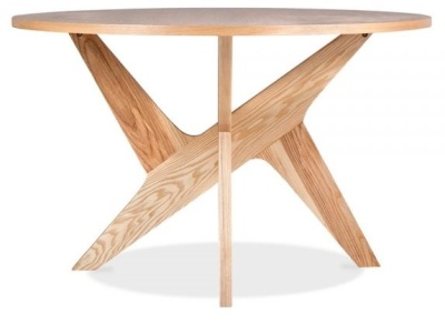 Icon Dining Table Natural Finish 3
