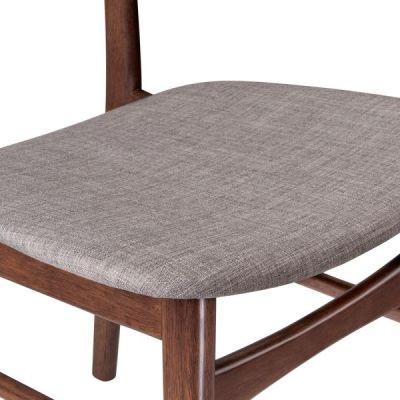 Ontario Light Grey Fabric Detail