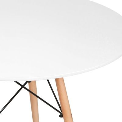 Eames DSW Table Detail