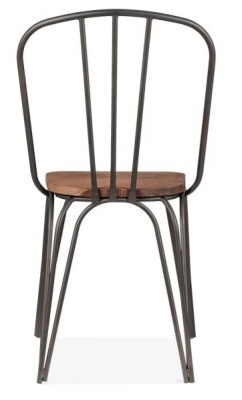 Lortina Side Chair Rear View