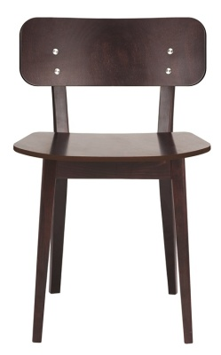 Lanciano Chair In Walnut 3