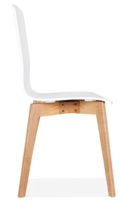 Montrose Dining Chair Side View