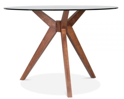 Valentino Table Walnut Frame 1