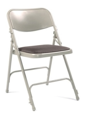 Euro S Chair With Upholstered Seat