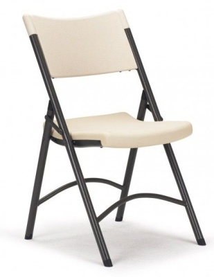 Polyfold Folding Plastic Chair
