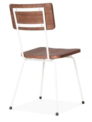 Ssequel Dining Chair Rear Angle