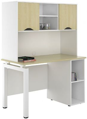 UCLIC Engage With Open Base Unit And Overhead Cupboards