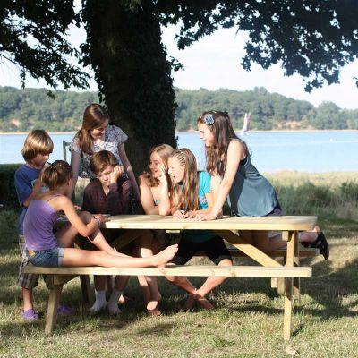 Quantock Extra Heavy Duty Picnic Tables 3