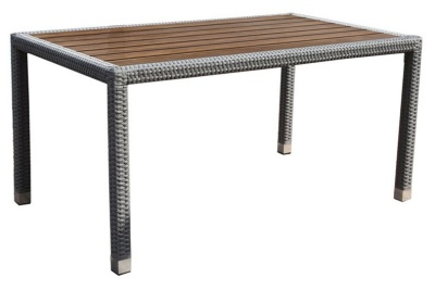 Diego Outdoor Weave Rectangular Table